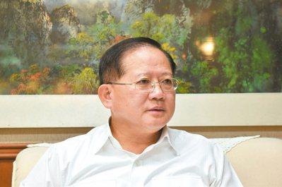 警政署署長陳國恩。 記者唐元元/攝影