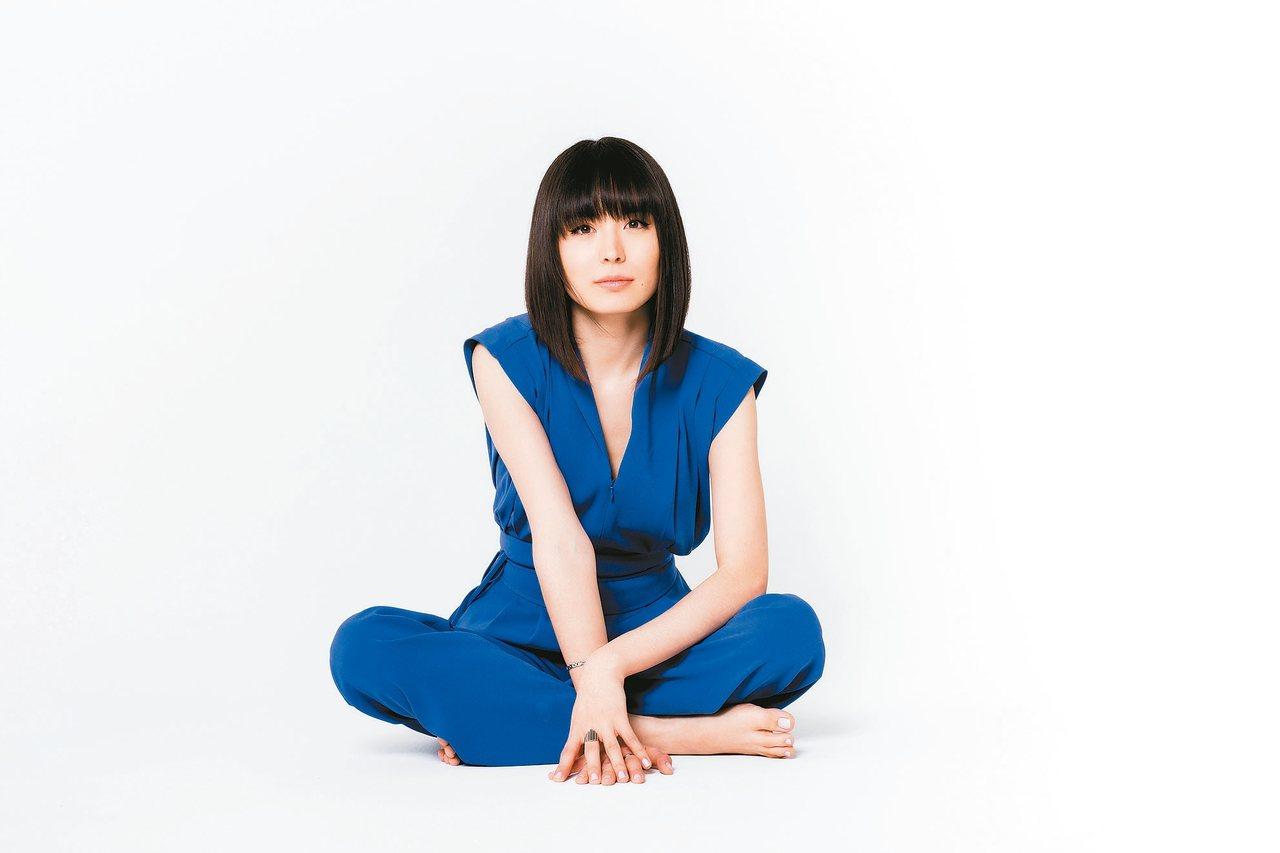 愛麗絲(圖)九月下旬在日本巡演時接受《聯合報》專訪,她很期待明年與台灣聽眾的相遇...