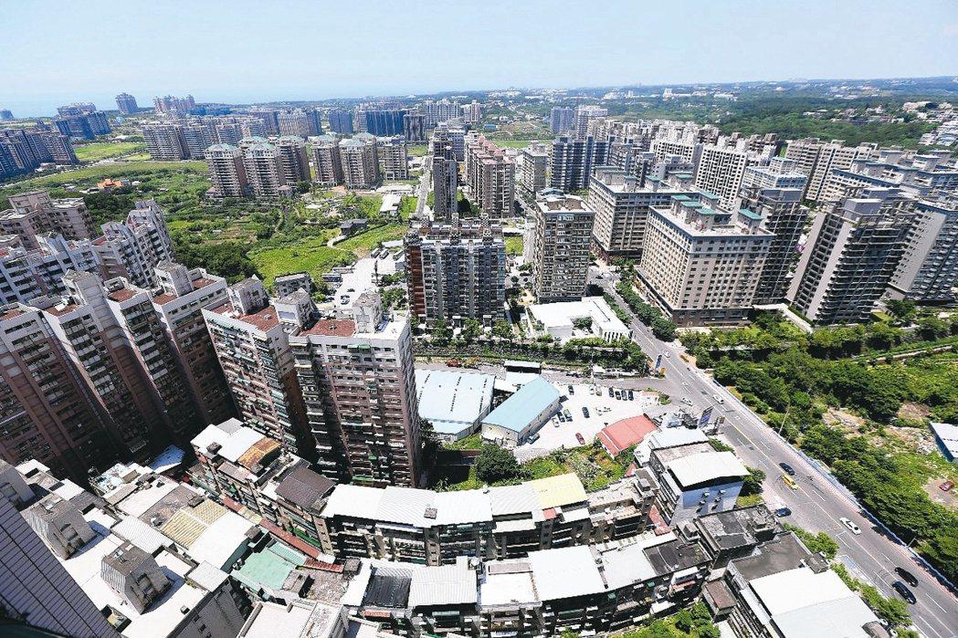 示意圖。突圍房地產不景氣,高市泰嘉開發公司今天宣布與新北市北基國際公司共同增資北...