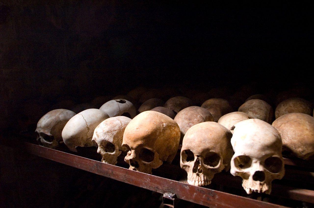 盧安達雅瑪塔大屠殺紀念館。圖/取自wikipedia