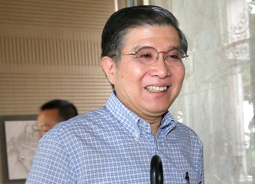 林碧炤請辭總統府秘書長獲准。 圖/聯合報系資料照片