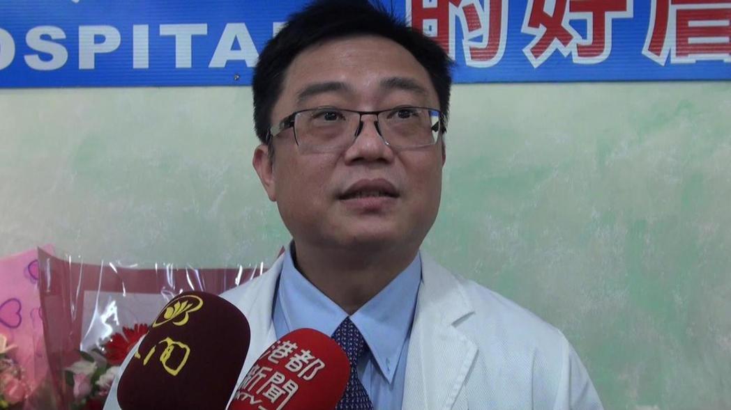 義大醫院泌尿科主任林嘉祥表示,以最新型的達文西手術治療膀胱癌,因影像可放大十倍,...
