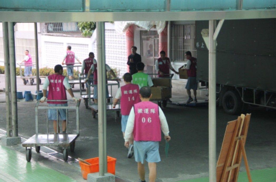 台北監獄趙姓管理員疏於注意被限制行動的收容人身體狀況,發現異狀時已遲了半小時,導...