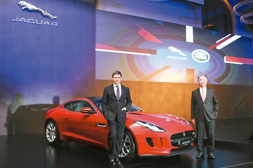 Jaguar Land Rover 海外事業部總裁 Dmitry Kolchan...