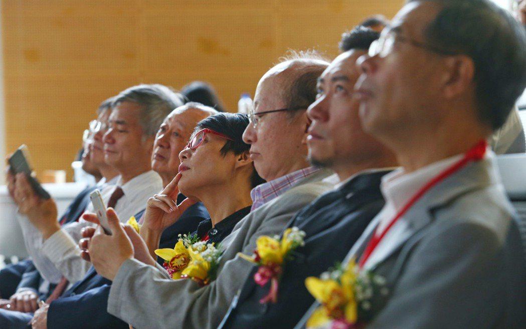 2016全球華人企業管理高峰論壇。記者杜建重/攝影