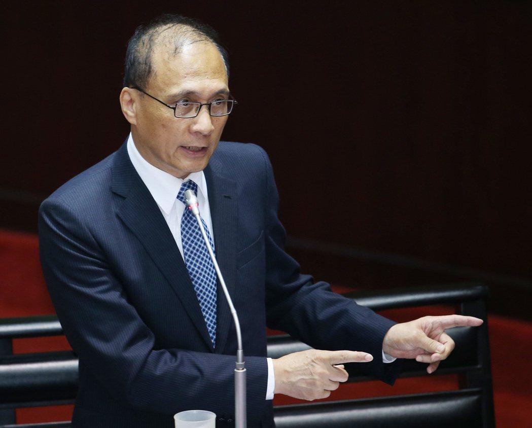 行政院長林全。記者陳柏亨/攝影