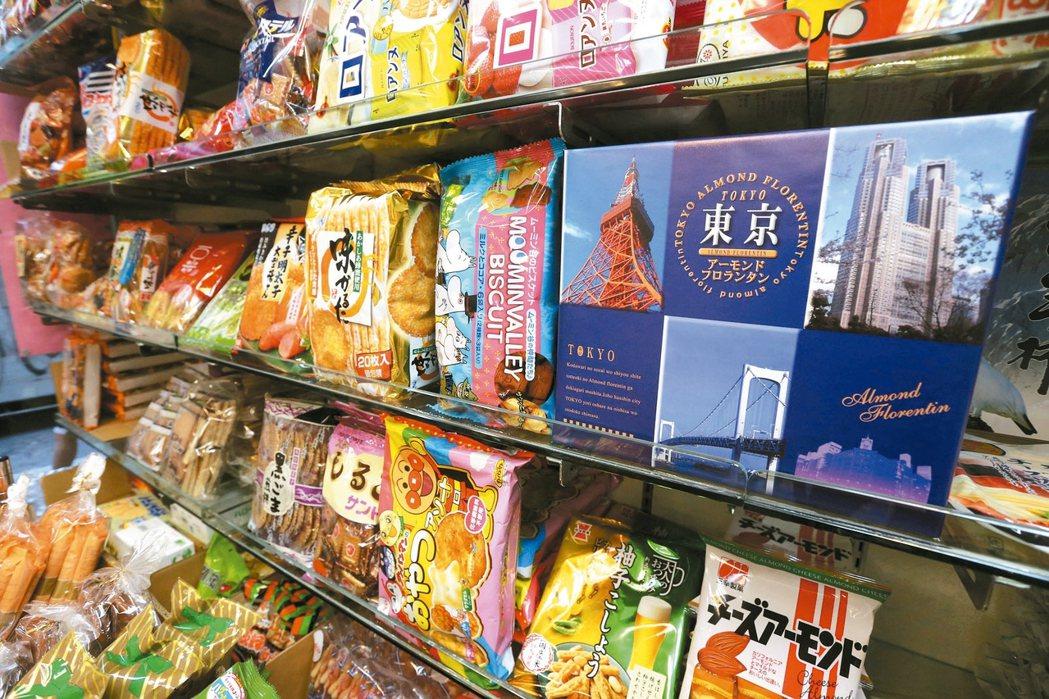 目前日本進口食品必須檢附雙證明。 報系資料照