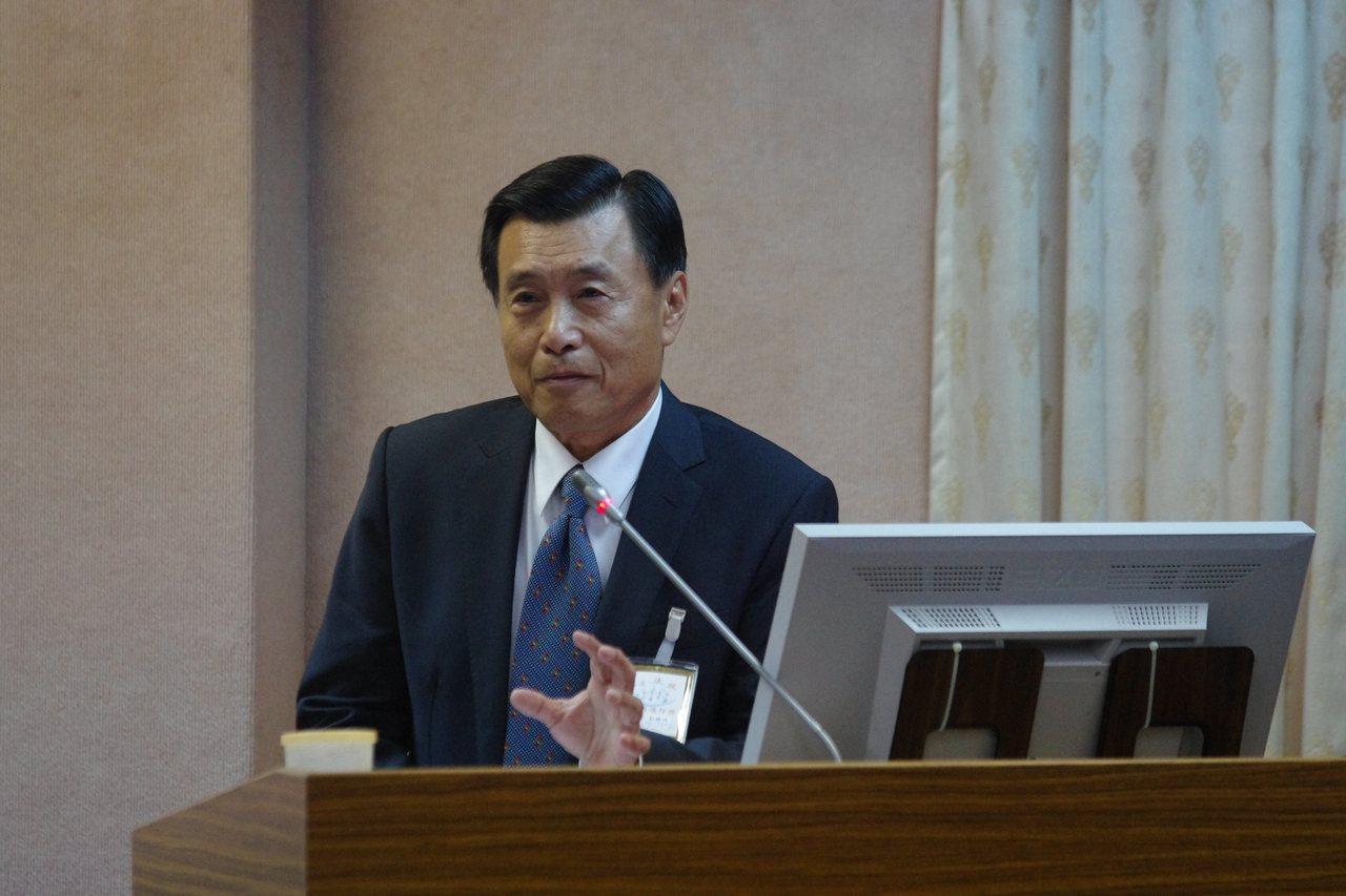 國安局長彭勝竹。記者程嘉文/攝影