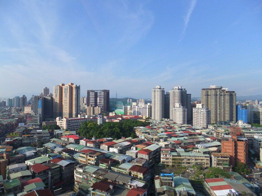 房地產稅改近期在全台各地引發不少爭議。記者游智文/攝影