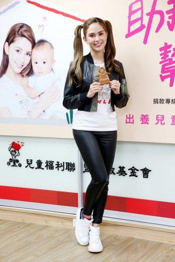 周杰倫的愛妻昆凌今自曝患有多囊性卵巢症。本報系資料照