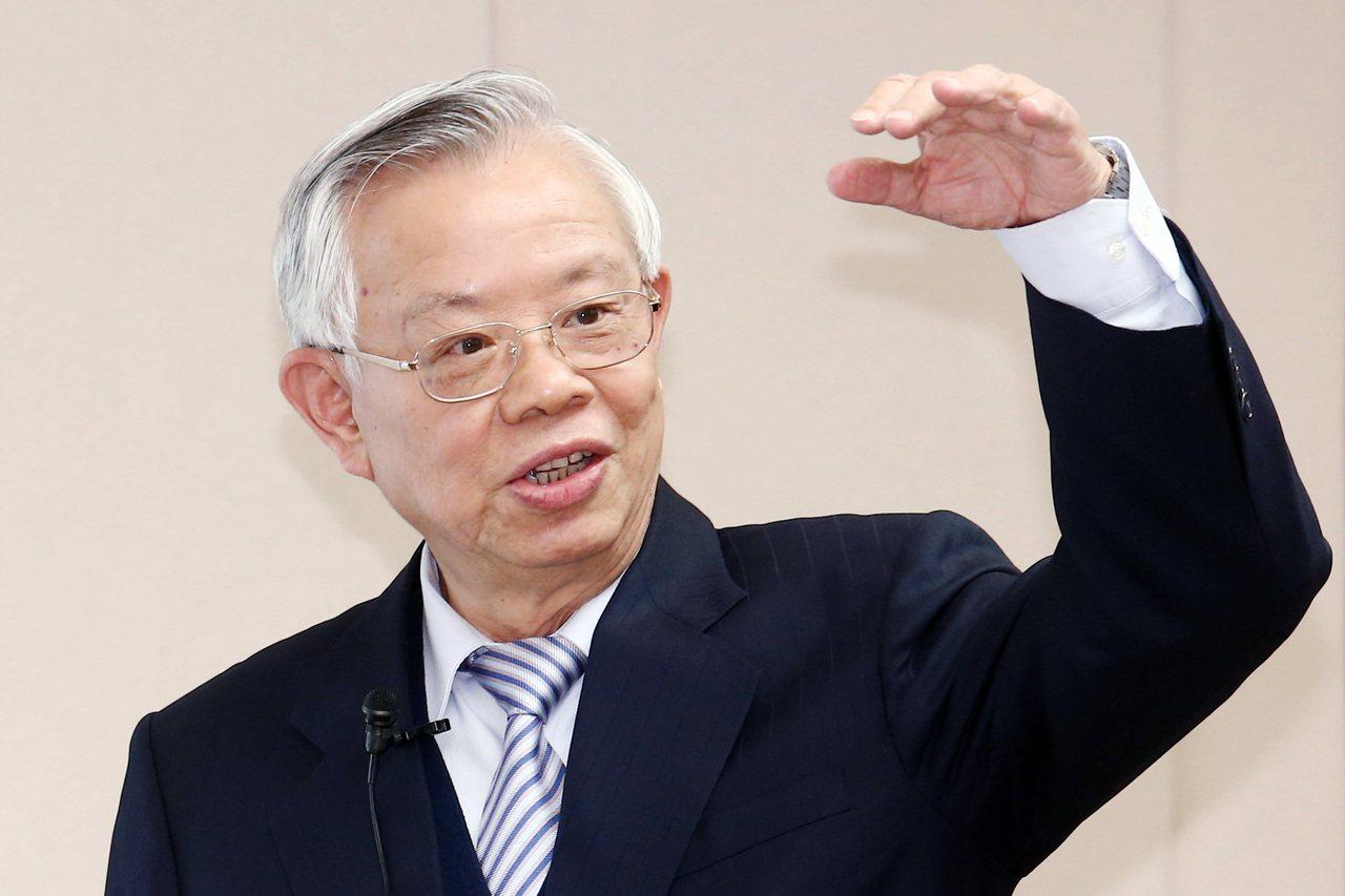 央行總裁彭淮南。 聯合報系資料照