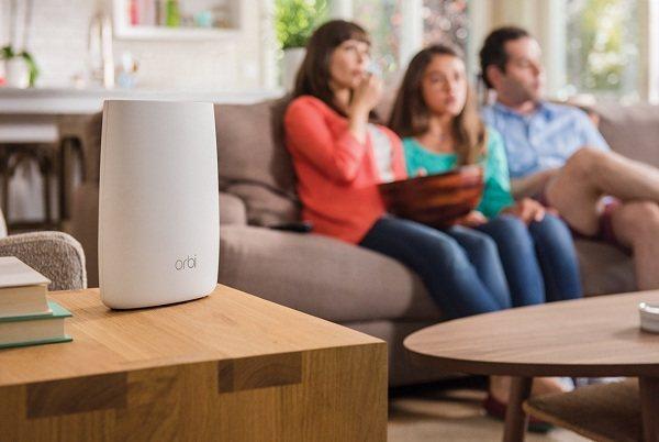 NETGEAR推出創新的大範圍WiFi延伸系統 - Orbi,為家庭提供無所不在...