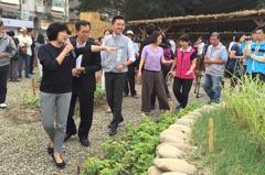 「食物森林」 竹市新源街綠園道跑第一