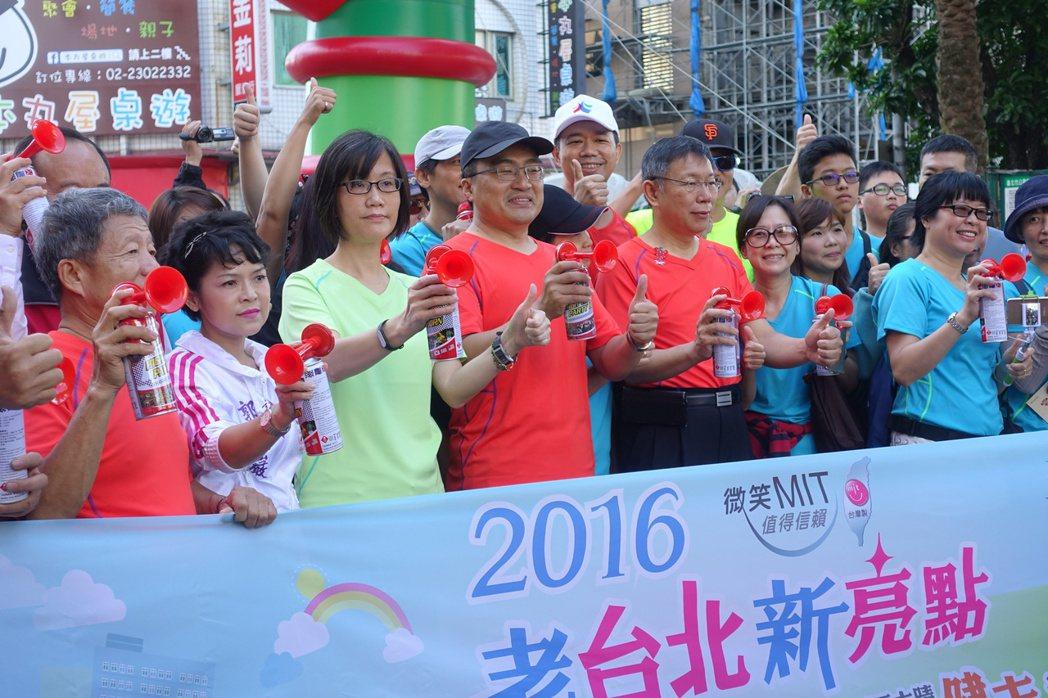地價稅議題炒得沸沸揚揚,台北市長柯文哲受訪時表示,一下子漲這麼多,人民一定會跳起...