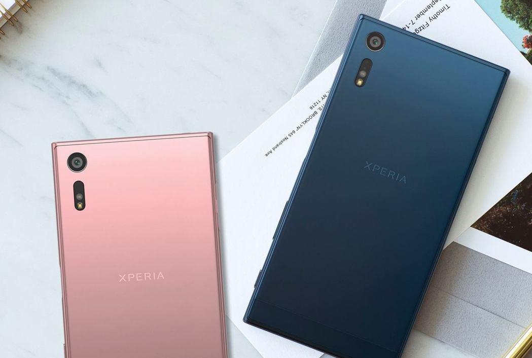 Sony Mobile今日宣布最新旗艦機皇Xperia XZ第四新色山茶花粉正式...