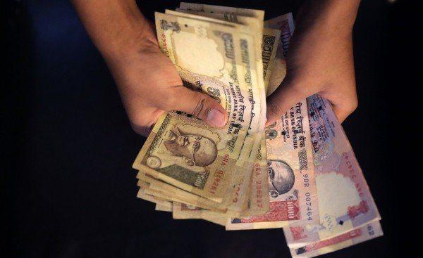 紓解現金荒 印度將供應500盧比新鈔11-21 12:55448