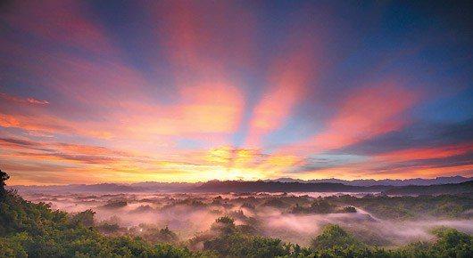 (photo source:西拉雅國家風景區管理處)