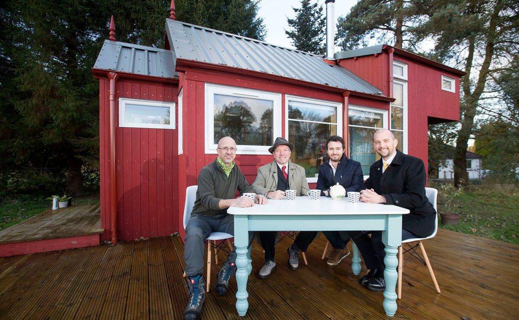 有喬治庫隆尼和李奧納多狄卡皮歐等巨星加持的蘇格蘭慈善企業「社會餐點」(Socia...