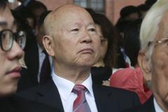 許信良談兩岸 稱蔡英文是「中華民國憲法派」