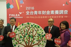 調查:台灣年輕人財金素養不及格