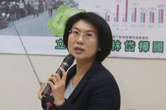 林岱樺臉書道歉 堅持宗教放生修法