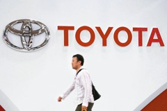 豐田來勁 獲利預測調高9.7%