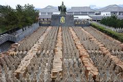 「山寨兵馬俑」:沒侵權 我們的有秦始皇在指揮