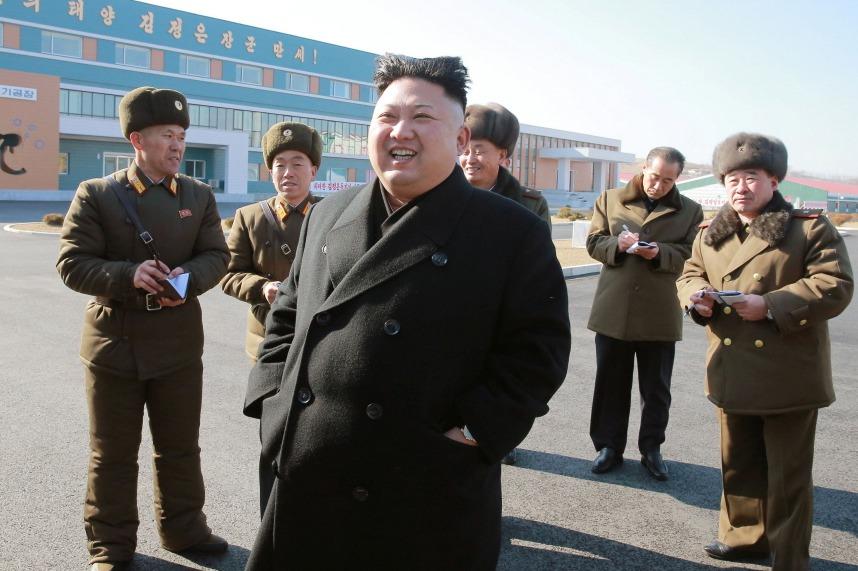 北韓媒體報導金正男案 絕口不提姓名