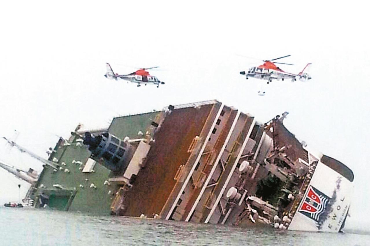 世越號沉船3年 中韓首次聯手打撈