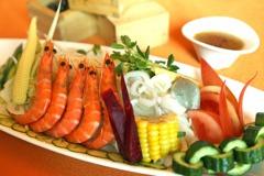 男喝蜆精、海鮮助好孕? 抗氧化蔬果才是王道