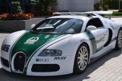 地表最快巡邏隊! 杜拜警方開超跑巡邏