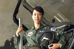 空軍密訓幻象與F-16戰機女飛官曝光