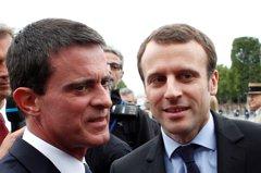 法社會黨前總理瓦爾不挺自家人 改挺馬克宏