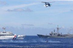 南部海域護漁任務 海軍積極但海巡低調靜悄悄