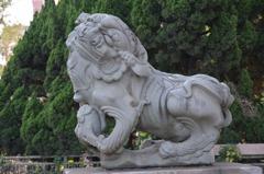 122年「台灣最美石獅」 居然還不是古物!