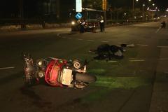 安全帽反成凶器? 撞車騎士被帽帶割傷頸致命危