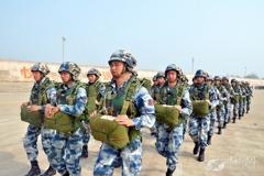 中共解放軍編改 陸軍集團軍減為13個