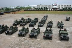 陸戰隊步兵進駐復興崗 學者:莫忘原建軍目標