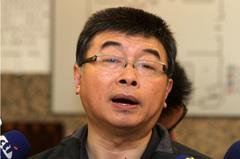 邱毅指控陳菊風災時泡湯 高雄地院判無罪