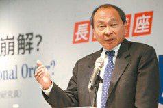民粹主義風潮/福山:川普可能出賣台灣