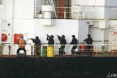 索馬利亞海盜猖獗 大陸海軍一周兩次救援