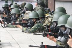 全球2016軍費微增 大陸占亞太近半