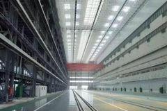 世界最大!渤海核潛艇工廠曝光 可同時建6艘