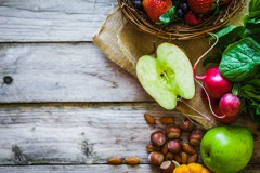 有戴奧辛超標蛋別慌 多吃蔬果助代謝