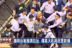 鄭文燦撞斷肋骨 幕僚:老闆還跑了65個行程