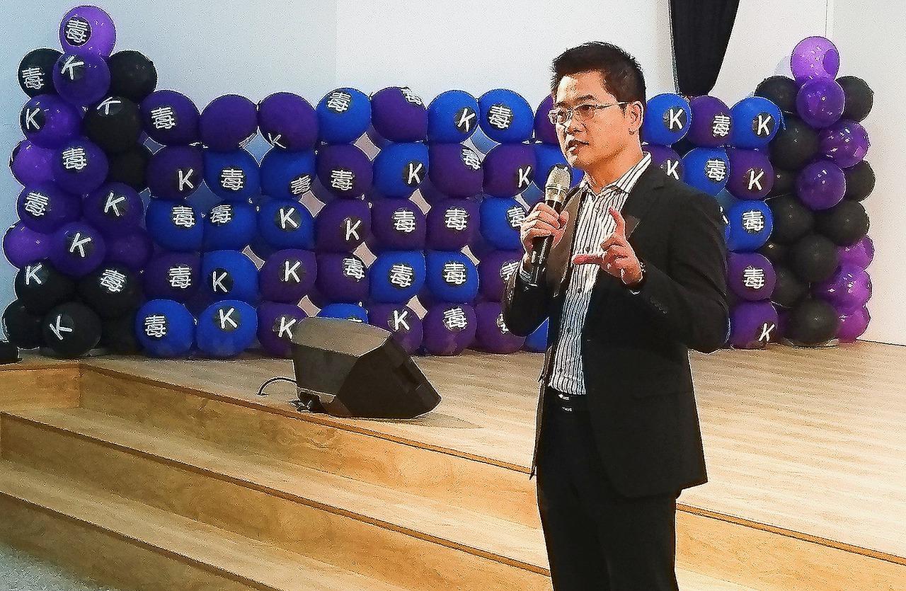 台東縣防制毒品年啟動 回應本報反毒系列報導
