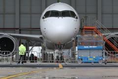 C919客機/花9年串起產業鏈 數十萬人參與研發