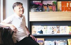 戴勝益:朗讀聲音 將成台灣最美風景
