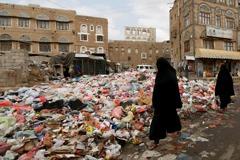 葉門霍亂快速蔓延 3週內2萬多人染病