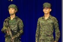 陸戰隊數位虎斑迷彩首亮相 2018年全換裝